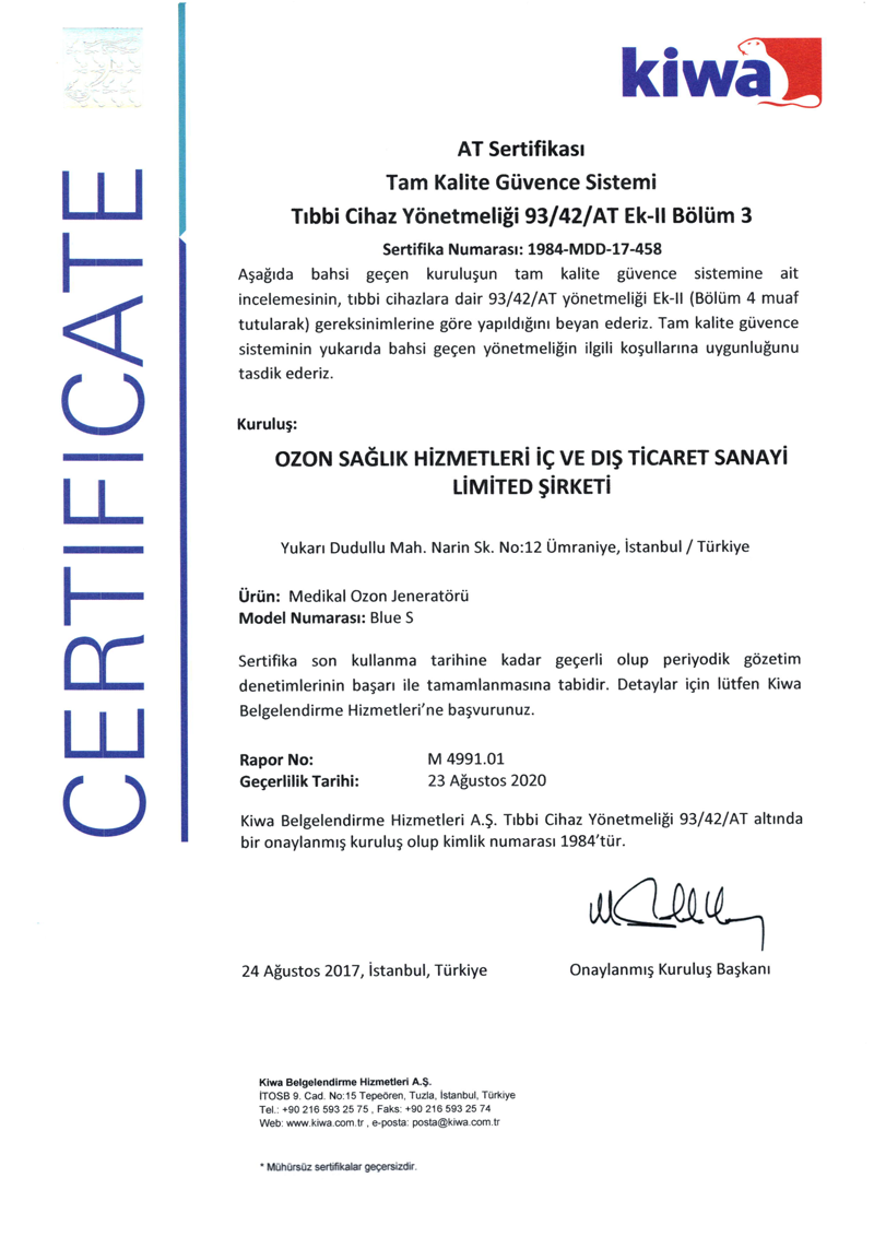 Documents - Ozon Health Services