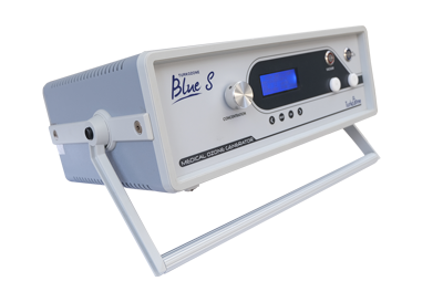 TURKOZONE Blue S - Medical Ozone Devices - Ozon Health Services