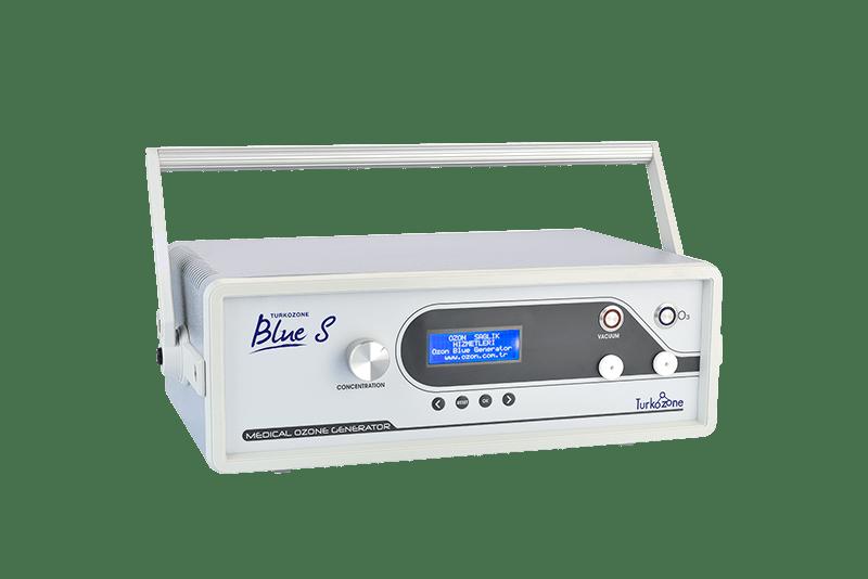 TURKOZONE Blue S - Medikal Ozon Cihazları - Ozon Sağlık Hizmetleri