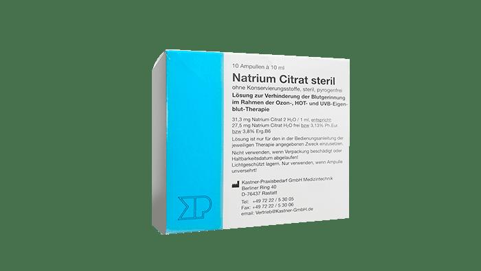 Natrium Sitrat Ampul - Diğer Medikal Sarf Malzemeleri - Ozon Sağlık Hizmetleri