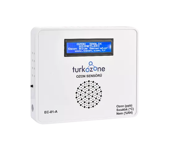 TURKOZONE Ozone Sensor - Complementary Ozone Devices - Ozon Health Services