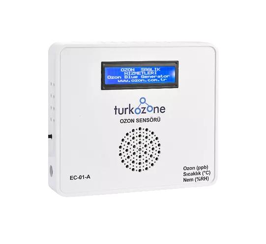 TURKOZONE Ozon Sensörü - Tamamlayıcı Ozon Cihazları - Ozon Sağlık Hizmetleri
